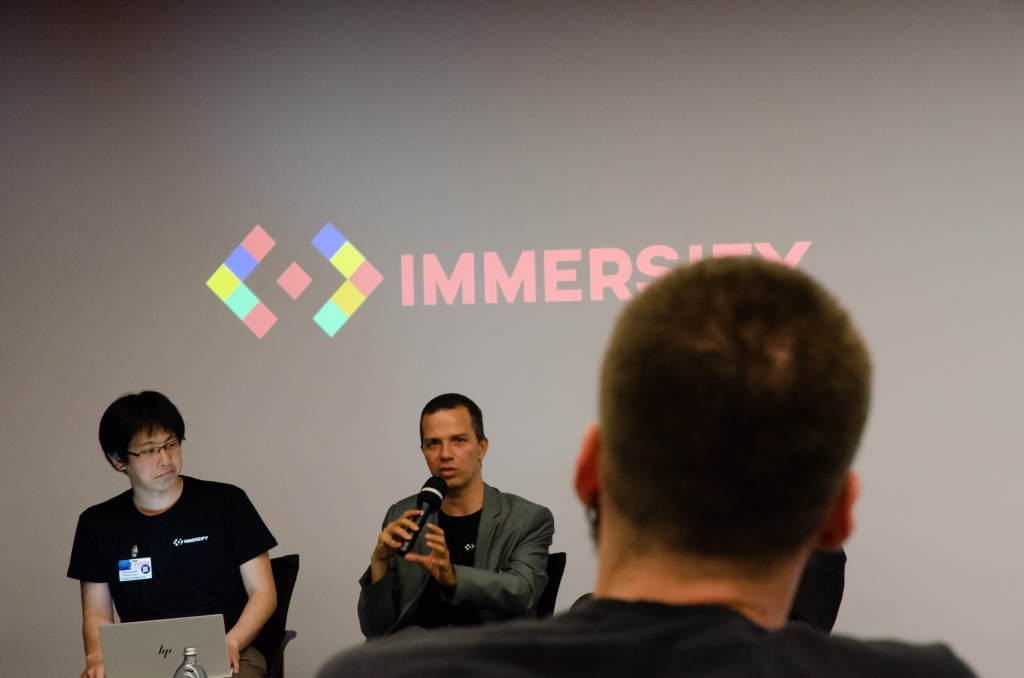 Immersify Panel Discussion from Magdalena Sick-Leitner