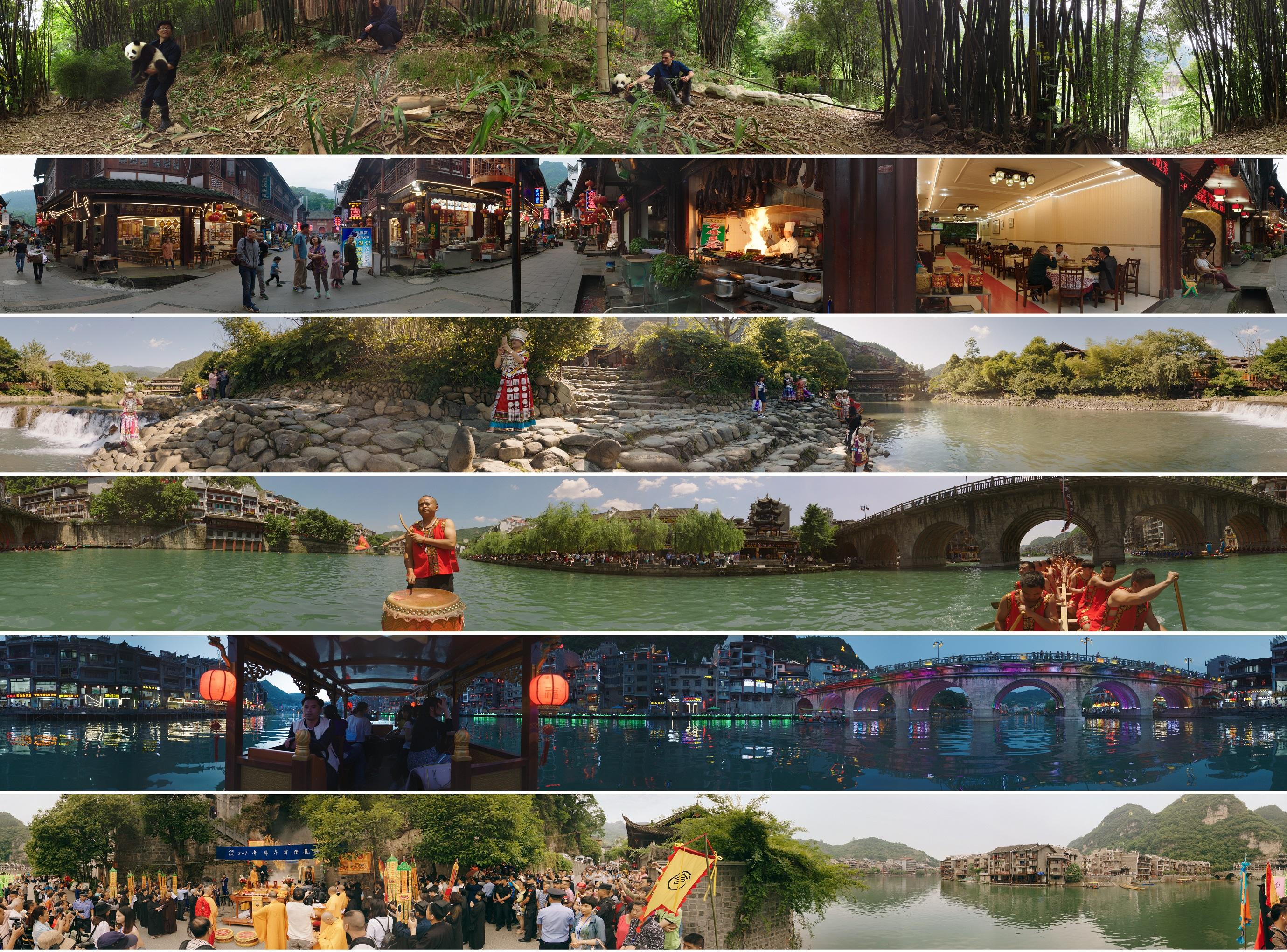Pandarama content from ARRI
